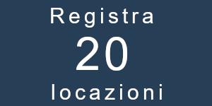 Registra 20 contratti di locazione a Bologna